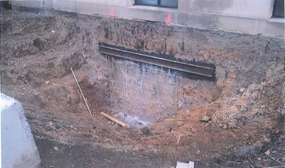 Excavation for Basement