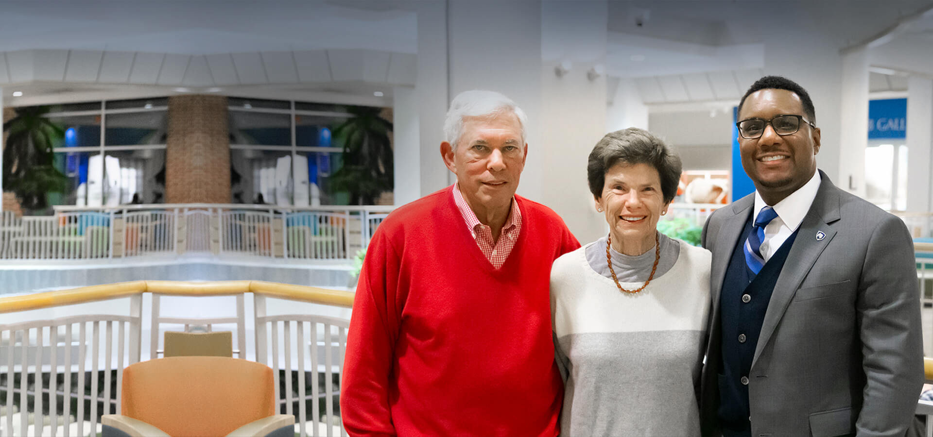 Chaikens honored as Philanthropists of the Year