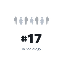 Number 17 in Sociology